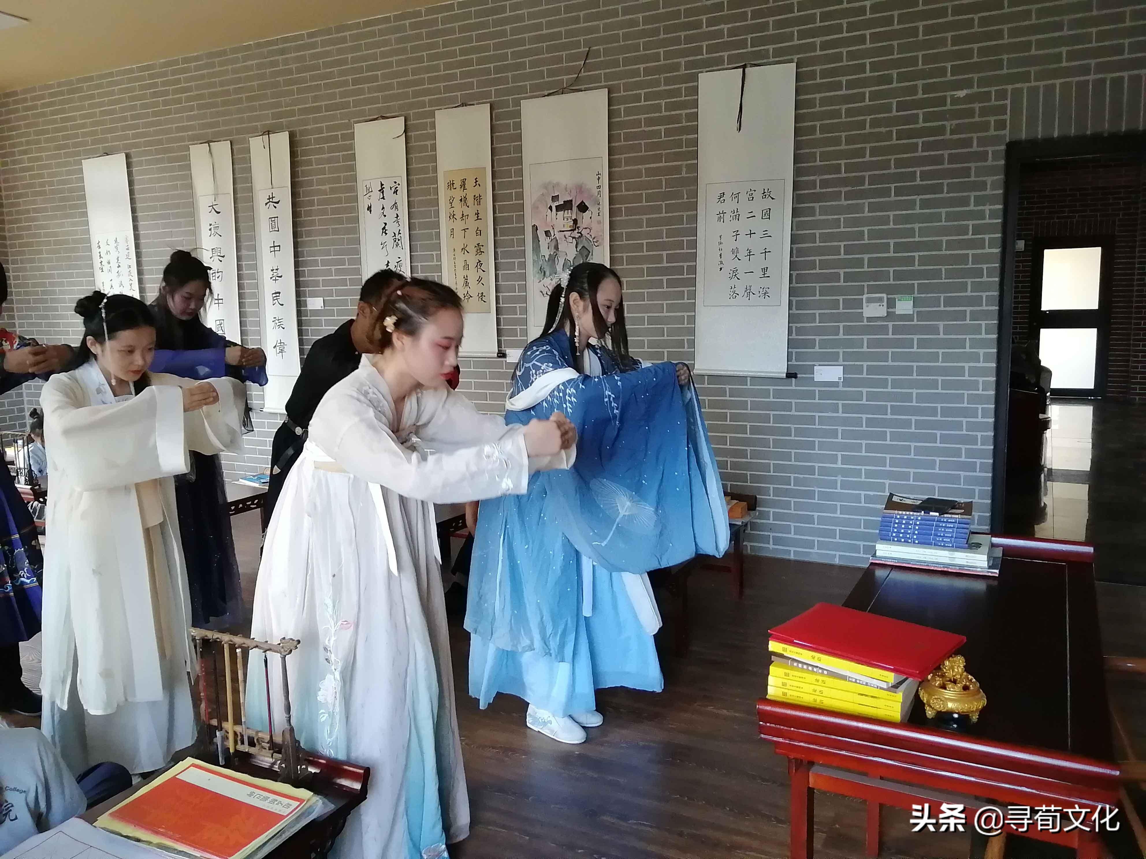 青岛理工大学琴岛学院孔子学堂纪念孔子诞辰2571周年