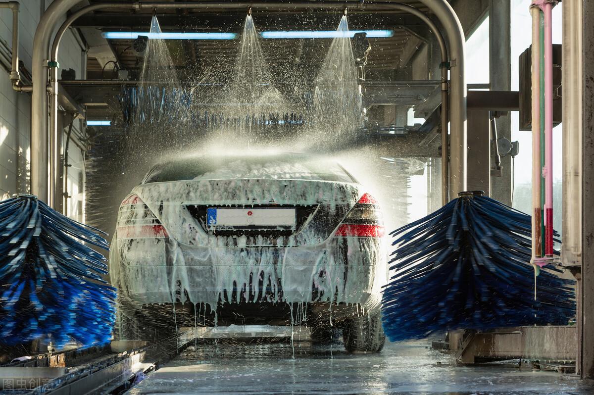 洗车店利润怎么样,年盈利700万,值得借鉴