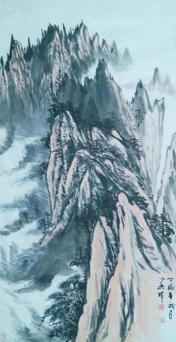 马少杰:一个顶尖级的集摄影与绘画艺术于一身的<a href=http://www.cngansu.cn/ target=_blank class=infotextkey>甘肃</a>著名美术大师