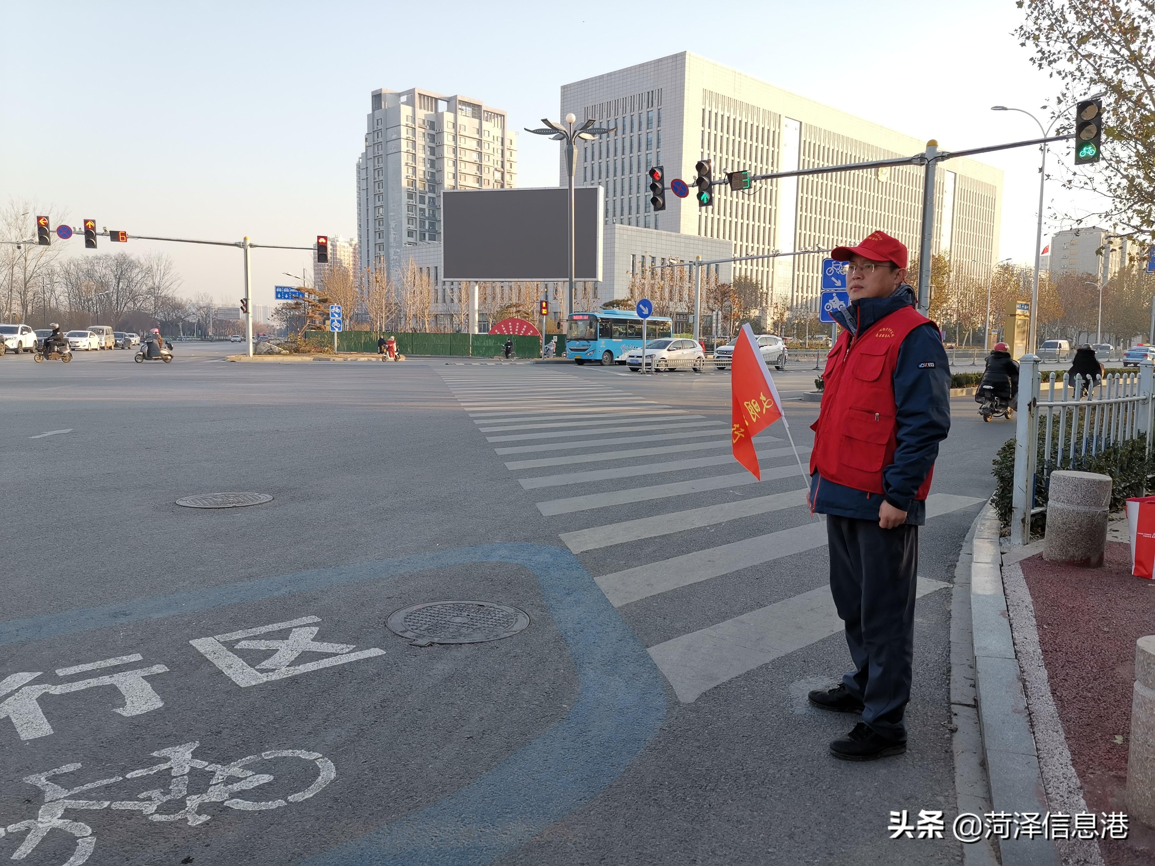 """""""暖冬""""行動,菏澤鐵塔公司志愿服務暖人心"""