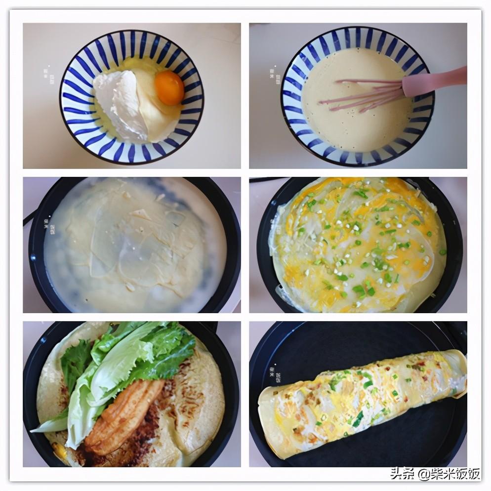 家有小学生,我最喜欢这6种早餐,做法简单,营养好吃 美食做法 第4张
