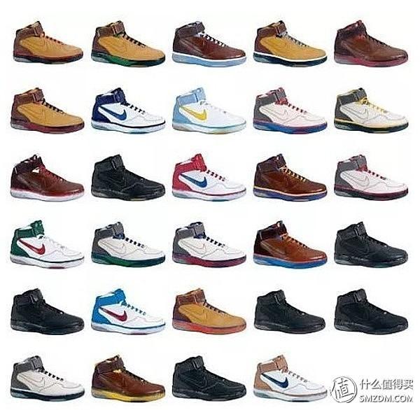 致经典,细数我心中那些伴随80后成长的NIKE经典篮球鞋