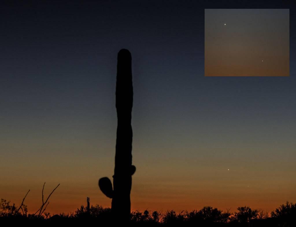 水星又出现了,快看看你所在地区能否在这几天晚上看到