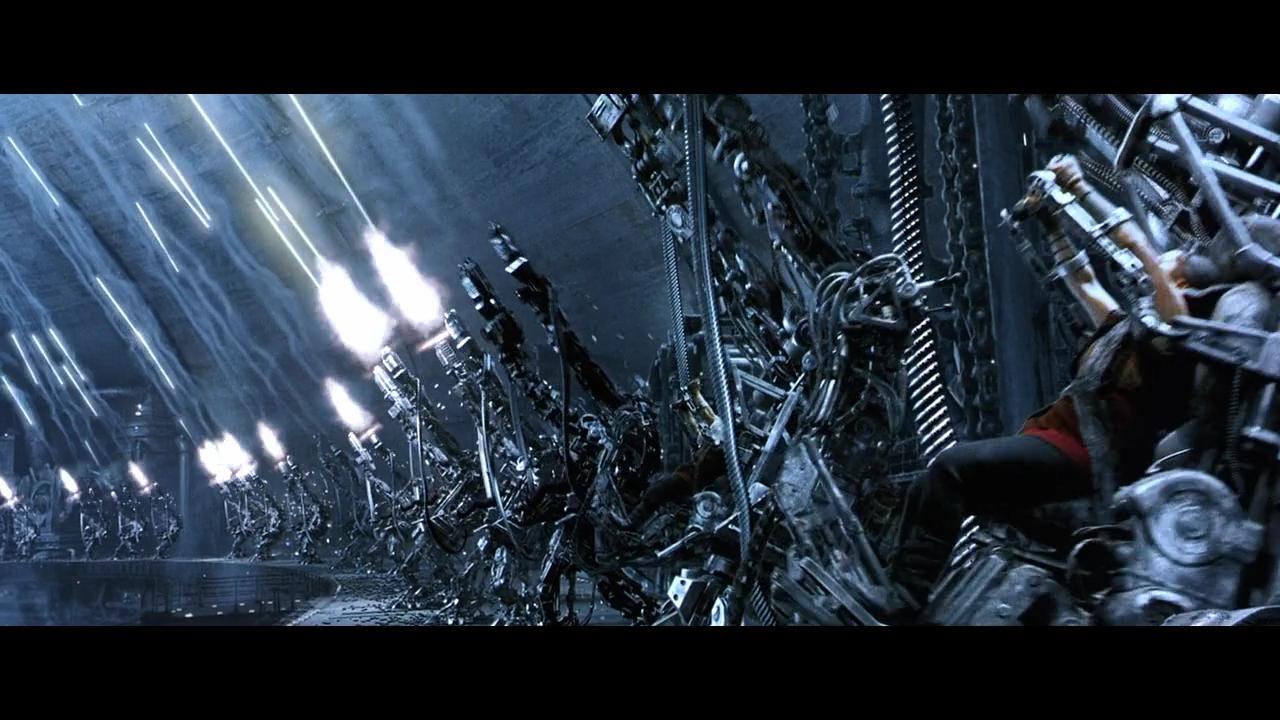 《黑客帝国3:矩阵革命》剧情解析