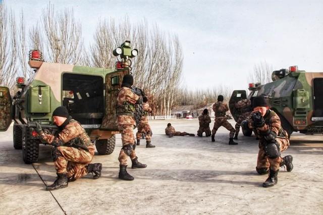 20年中国军力变化有多大?中国2001年和2021年军事实力对比