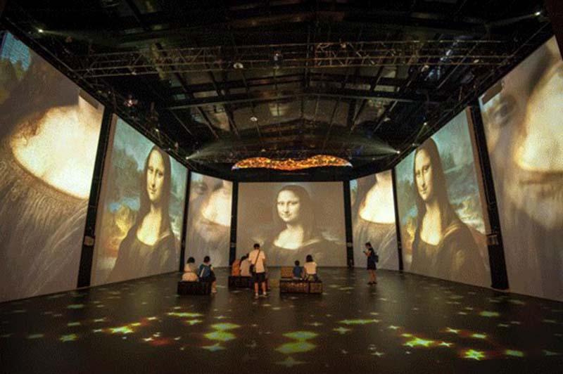 沉浸式体验×旅游:科技、文化、艺术、创意的交融