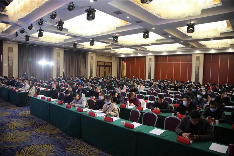阜陽市第一屆5G+物聯網產業高峰論壇成功舉辦
