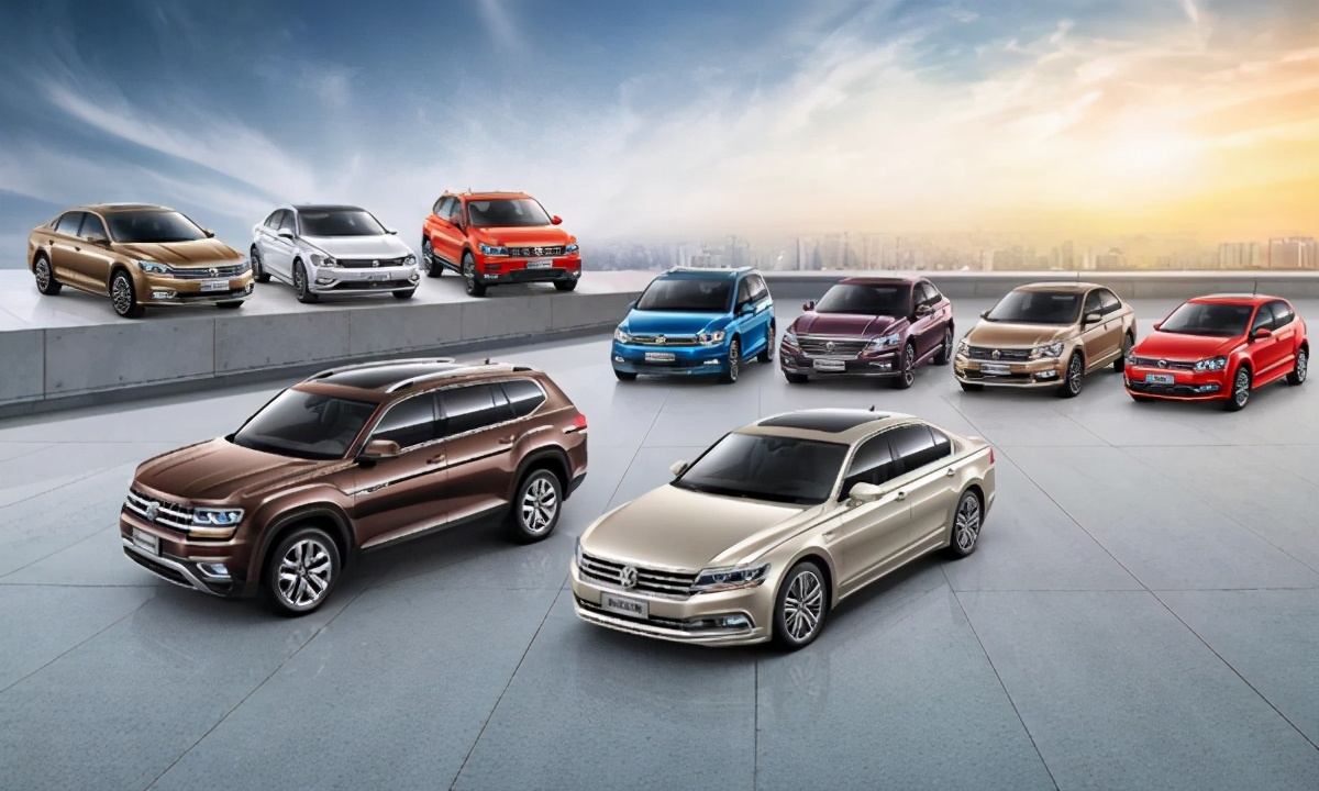 大众下滑,丰田逆势上涨,2021丰田5款车齐发,大众如何接招