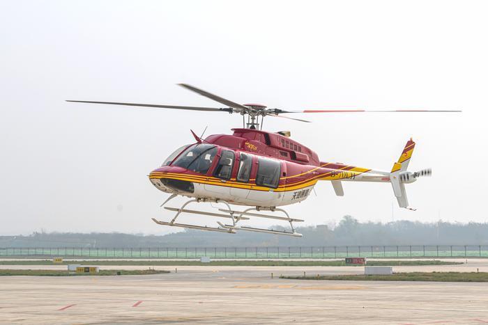 西安开通直升机旅游包机航线,带你空中游览秦岭