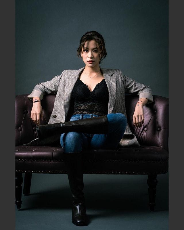 TVB小花女神形象破灭,临近颁奖礼流出不雅照,被指私生活混乱