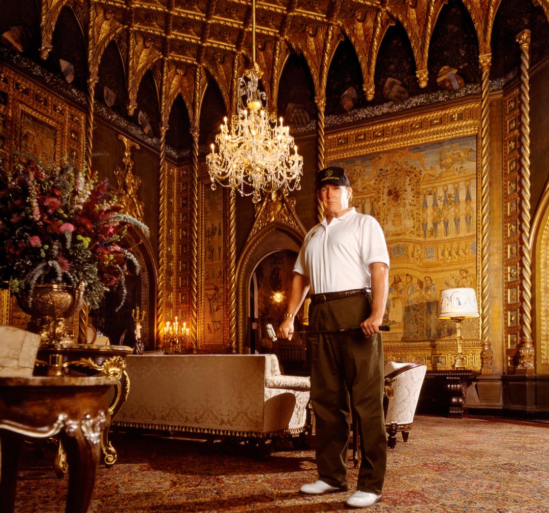 海湖庄园邻居下逐客令:特朗普滚蛋!特朗普离开白宫后住哪儿?
