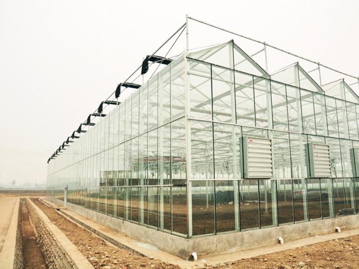 温室大棚骨架怎么卖?一亩地温室大棚骨架造价是多少钱