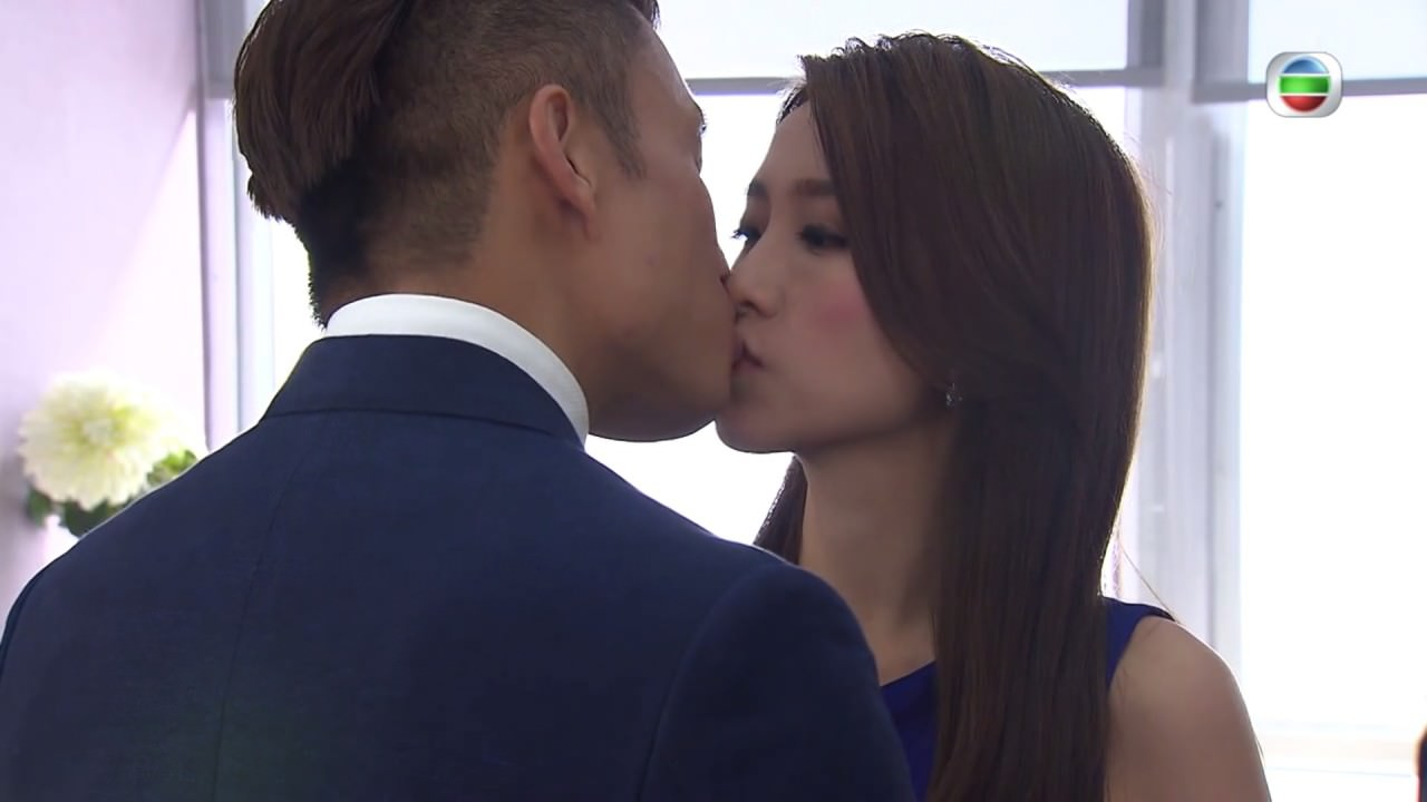 TVB荧幕情侣陈山聪姚子羚再度合作,望剧集带出正能量