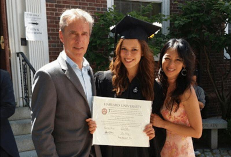 最牛虎妈鸡娃20年:女儿读耶鲁,和精英律师订婚!自己却人设崩塌