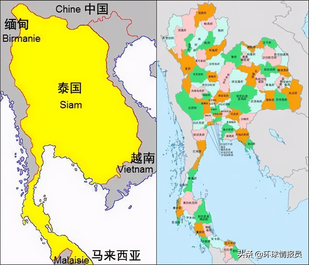 泰国的君主制为什么可以延续至今,没有被废除?