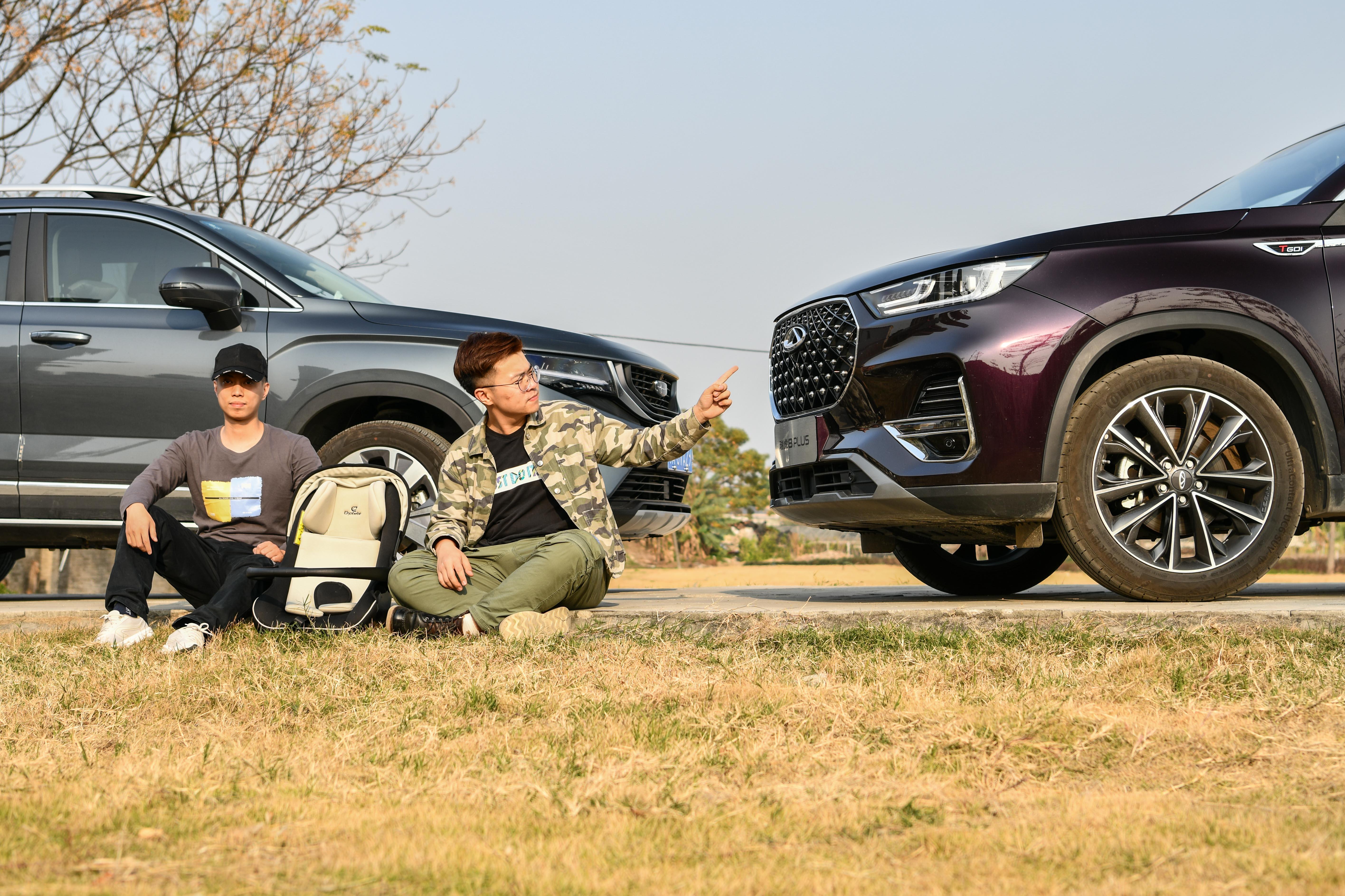 国产7座SUV怎么选?全面对比奇瑞瑞虎8PLUS、吉利豪越
