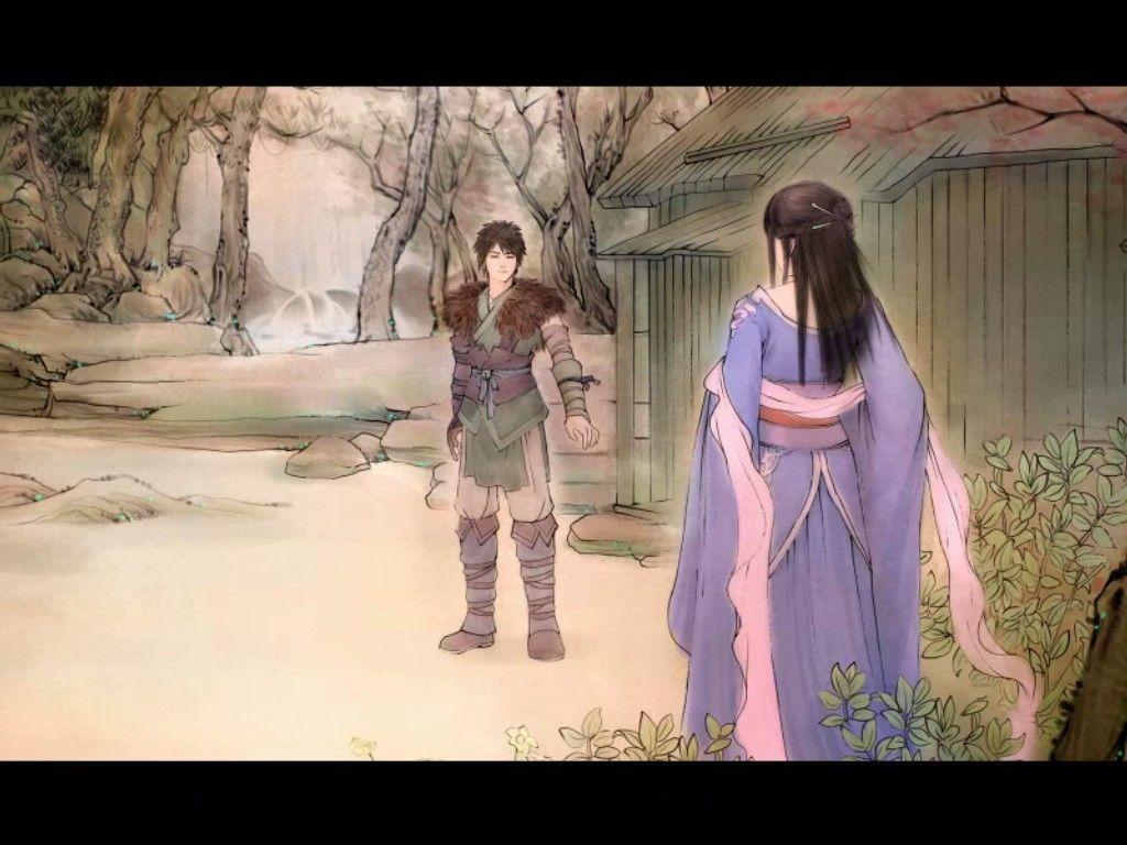 一见钟情,再见如故。2021回忆仙剑奇侠传四结尾动画还有人看吗?