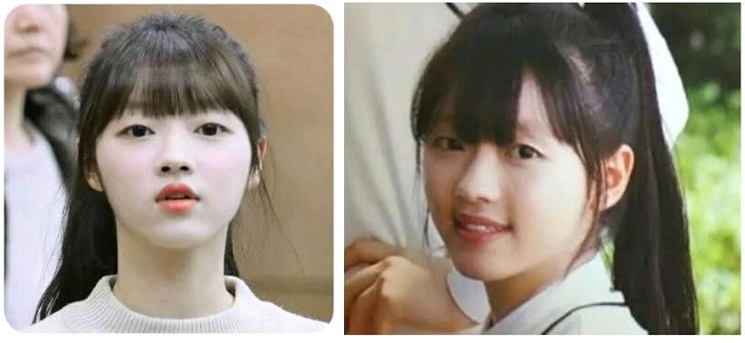 女爱豆好敢说,被恶评的OhMyGirl成员YooA直播回应整容减肥打针
