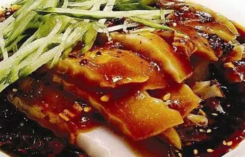 地道的山西美食大全 晋菜菜谱 第2张
