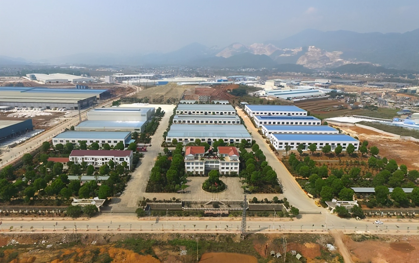 江苏滨海县界牌镇全力打造工商企业发展战略