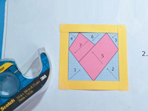 母亲节贺卡制作大全(自制4款母亲节贺卡手工教程) 个人心得 第17张