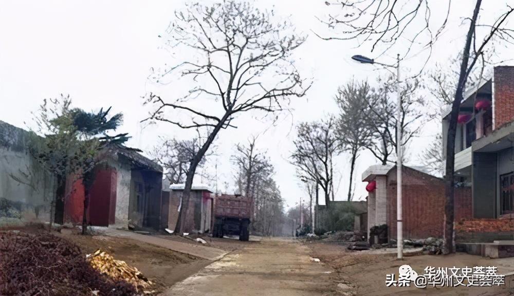 由皇姑寺改建的华州柳枝丰良小学