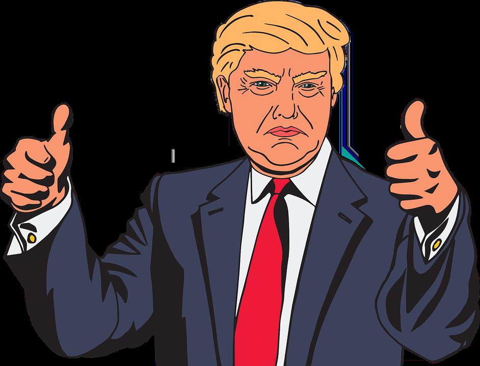 """""""新冠首席科学家""""富三代懂王特朗普,是怎么当上美国总统的?"""