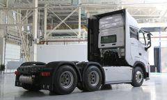 外媒:中国人发布了世界上最流线型的重型牵引车