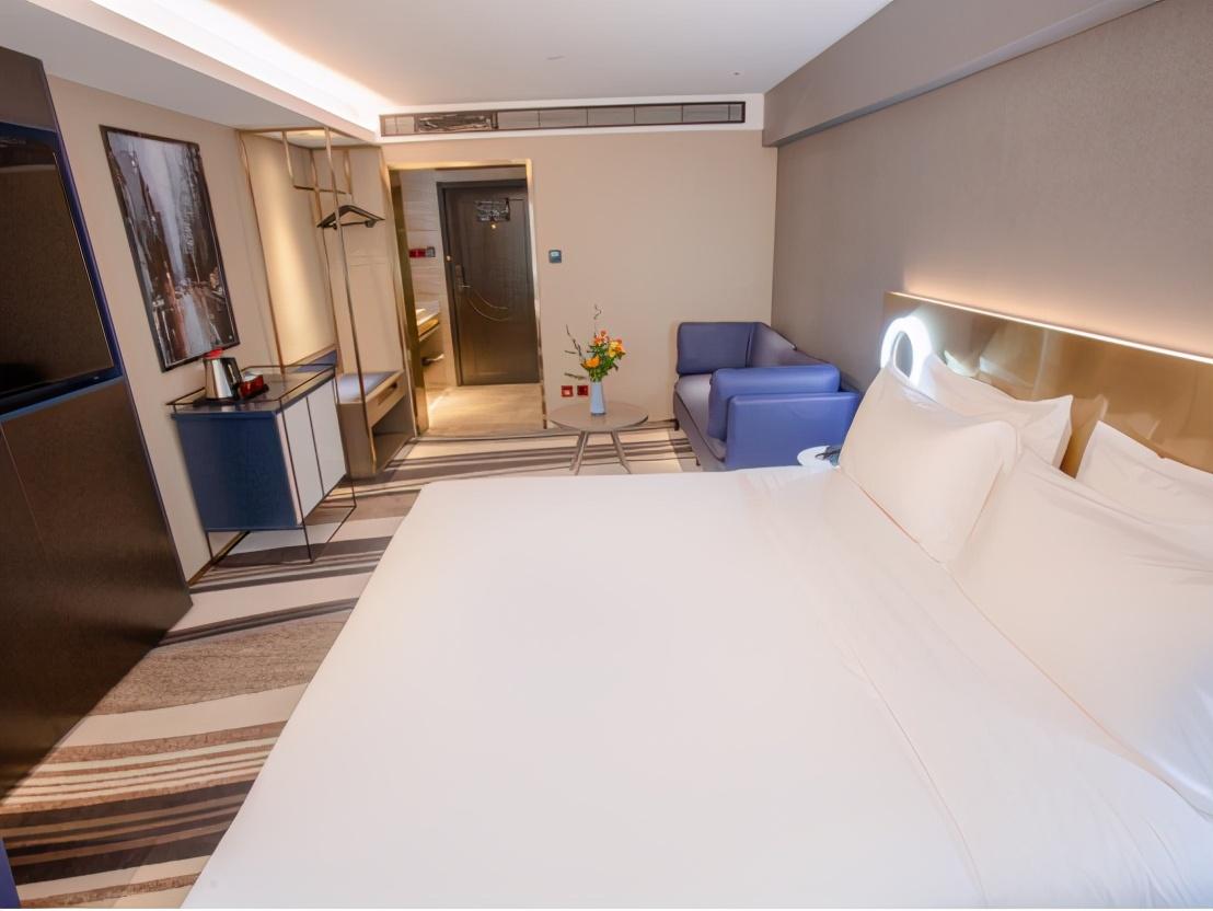 更纯粹更极致的入住体验|首选桔子酒店(北京国贸店)