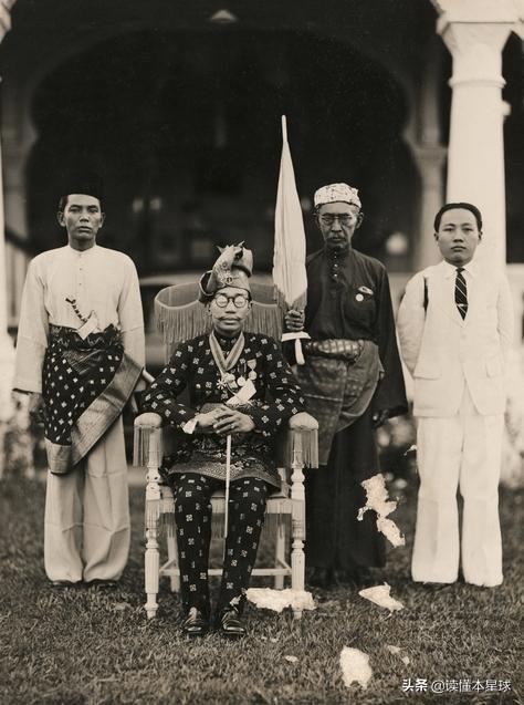 文莱:因华人而崛起的庞大帝国,如何沦落成弹丸之地?