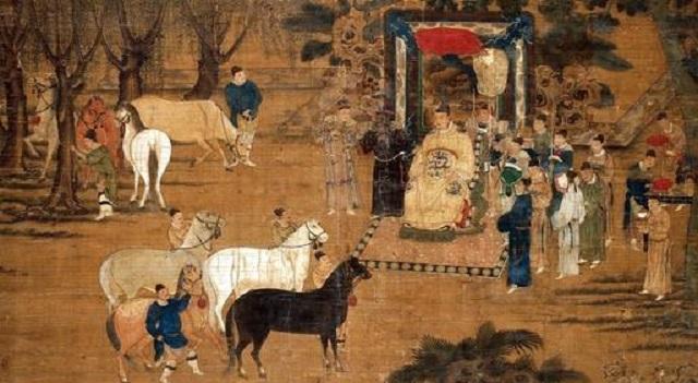 """从""""青梅竹马""""到""""郭伋骑竹""""丨儿童玩具""""竹马""""文化变迁史"""