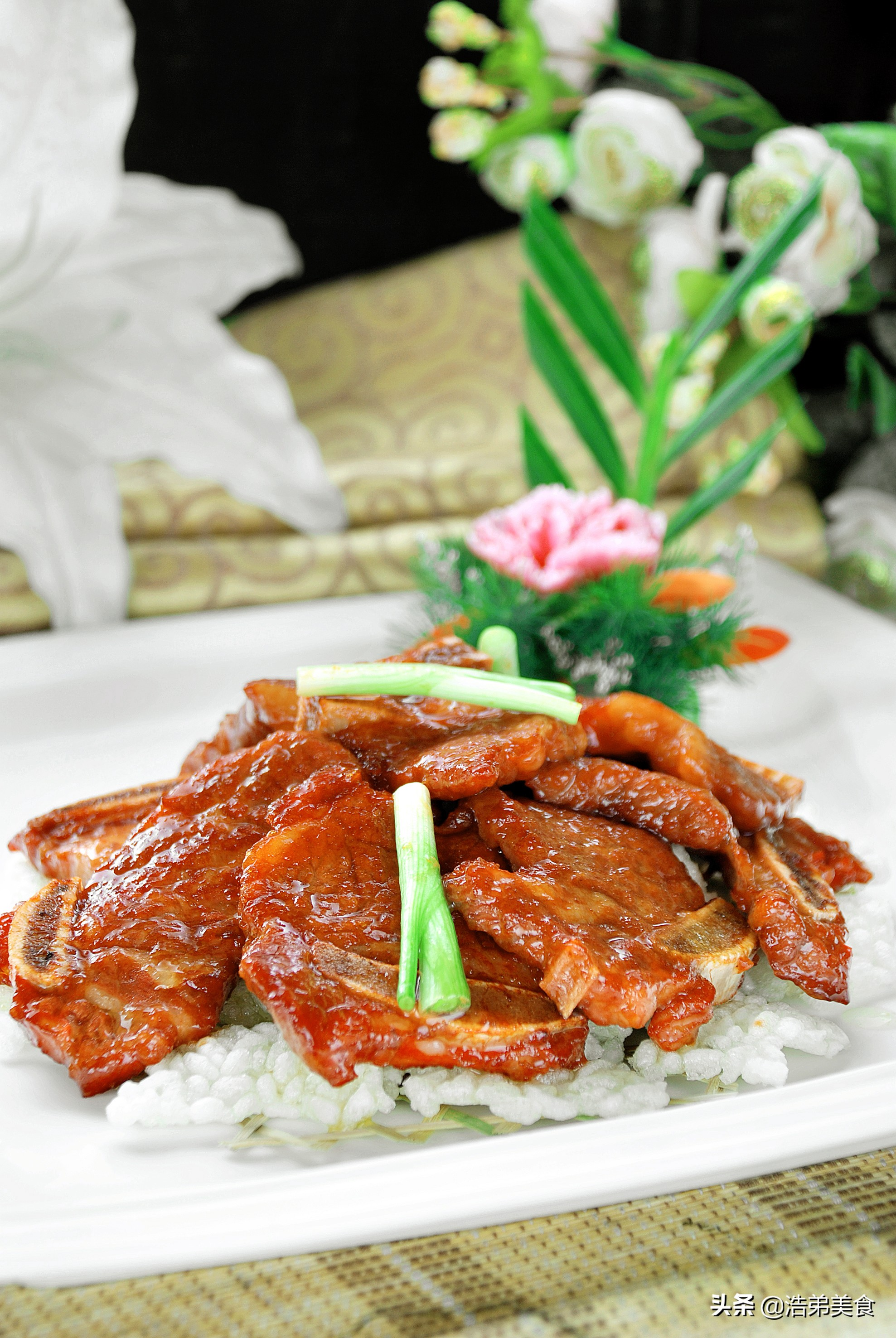 """厨师长分享:""""粤菜100道"""",其中还有10大广东名菜 粤菜菜谱 第35张"""
