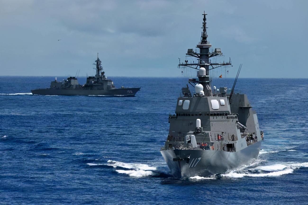 比美国还要猖狂!法国派军舰进入南海挑衅,差点越过最后红线