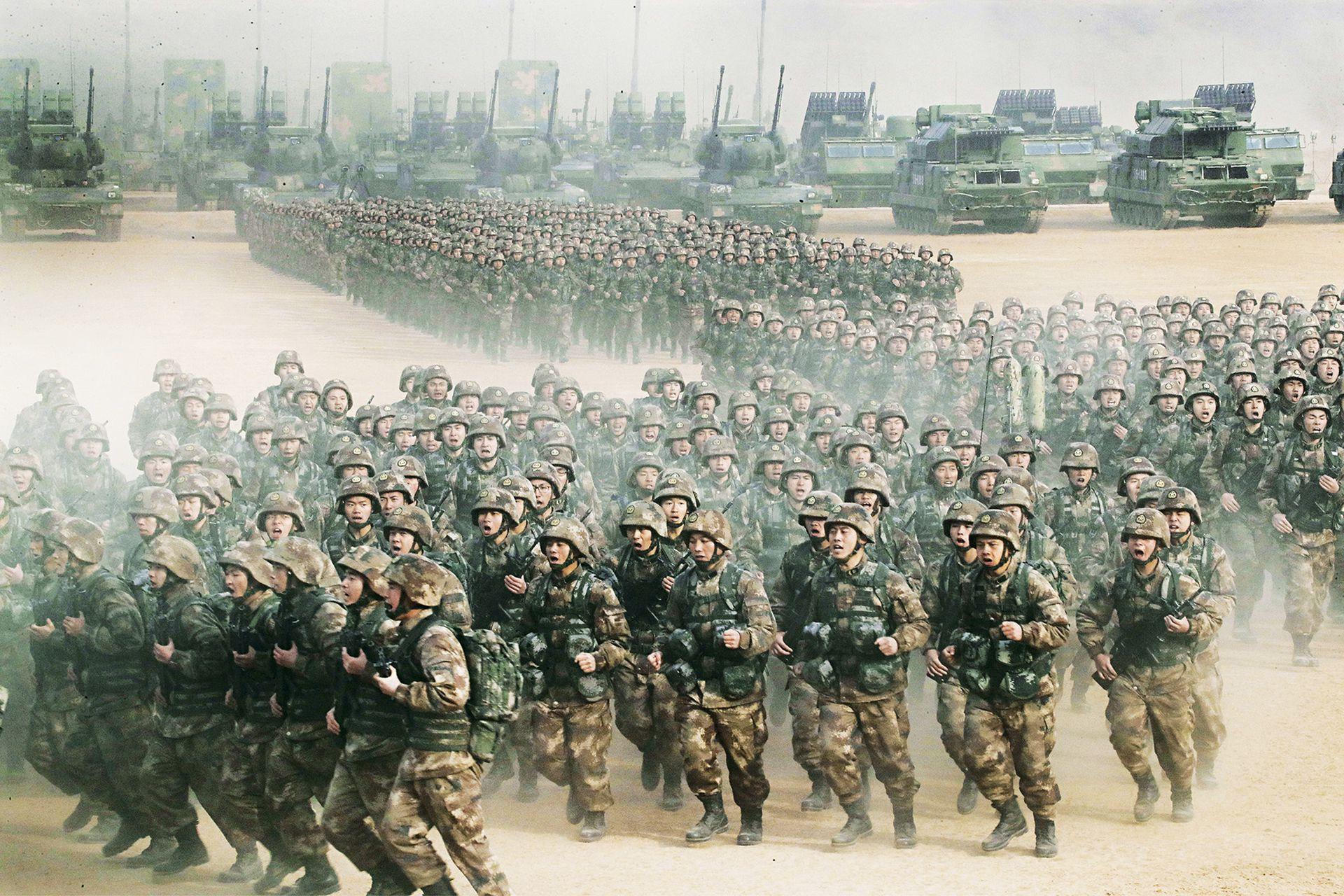 兰德智库劝告白宫:中国大陆统一台湾时不要插手