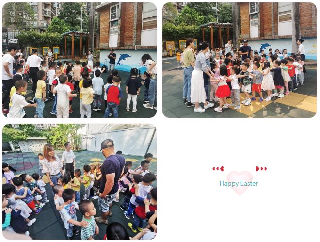 欢乐童年,充满希望与奇趣——PIOK复活节主题活动