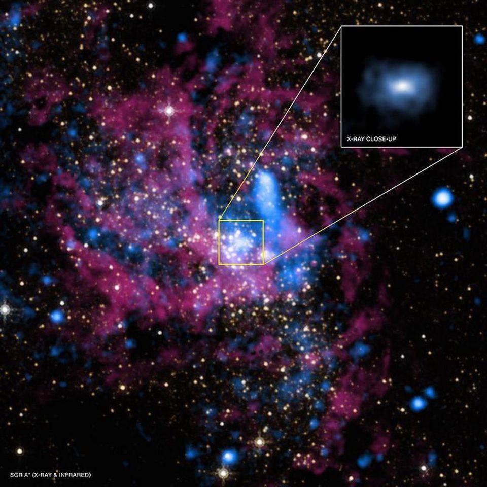 黑洞是真实存在的,视界非常壮观