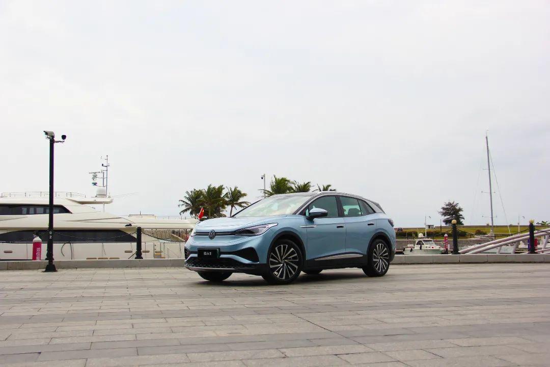 试驾上汽大众ID.4 X,一款潮流时尚与高品质的纯电SUV