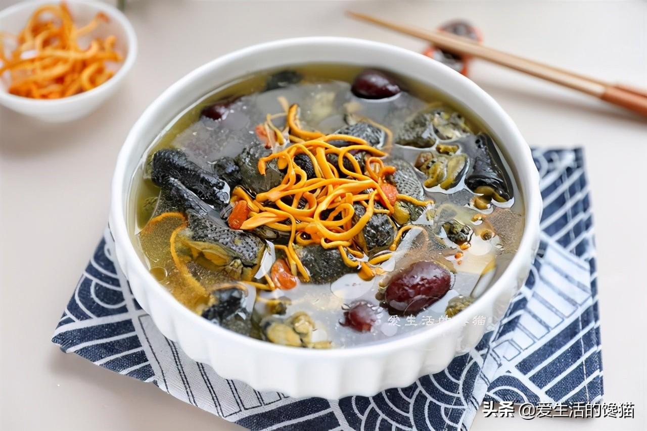 秋季多喝汤,建议试试这6道,做法简单,营养美味,老少都喜欢