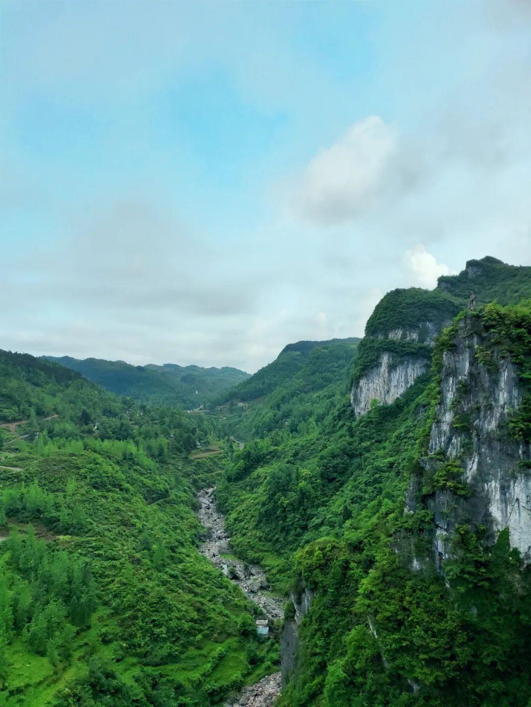 德江县五彩洋山河旅游度假区