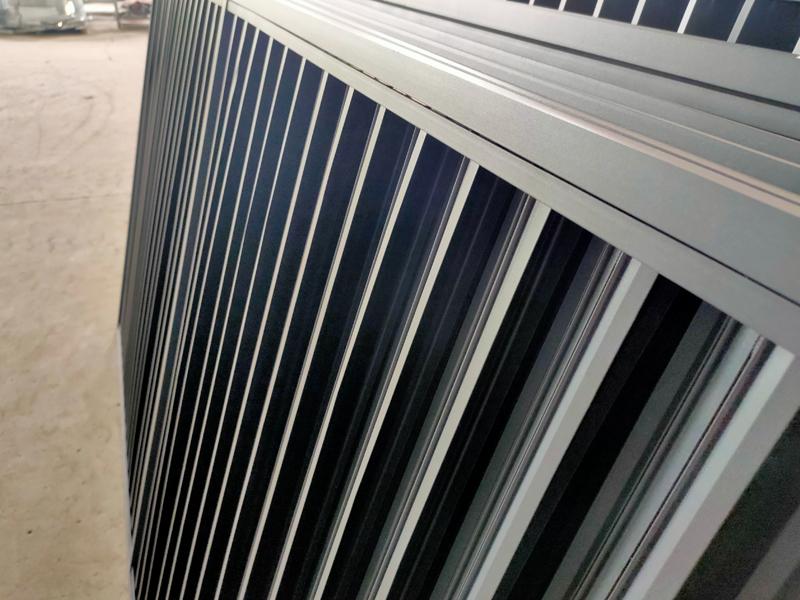 铝合金百叶窗的种类