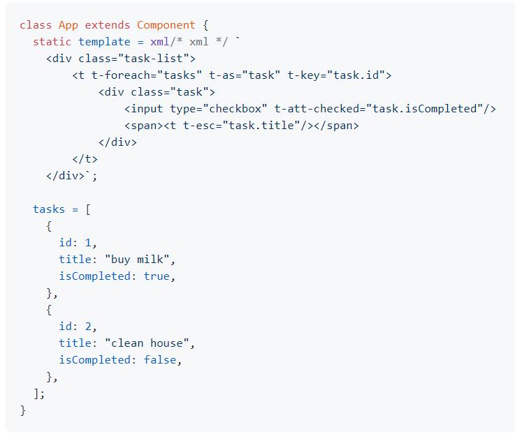 OWL教程:如何编写Todo待办事项列表应用程序