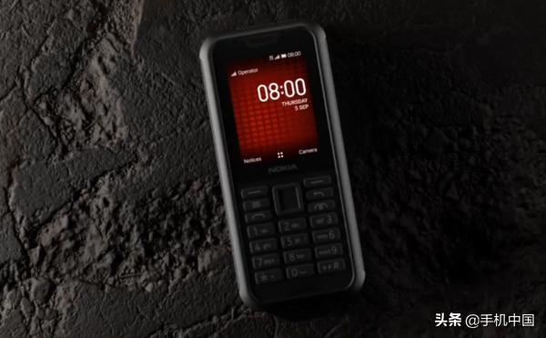 三防机要来了Nokia 800将要公布 泡茶三十分钟都没事儿