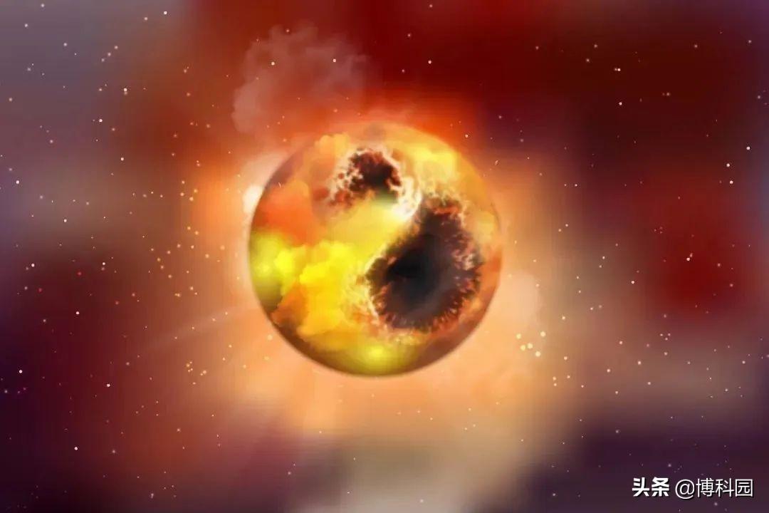 一点儿也不罕见,8%的红巨星有黑子,其中15%还是双星系统