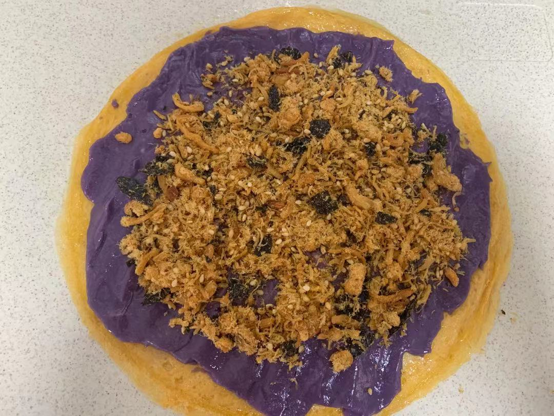 芋頭紫薯新吃法,我家一周做3次,軟糯香甜不膩口,小孩超愛吃