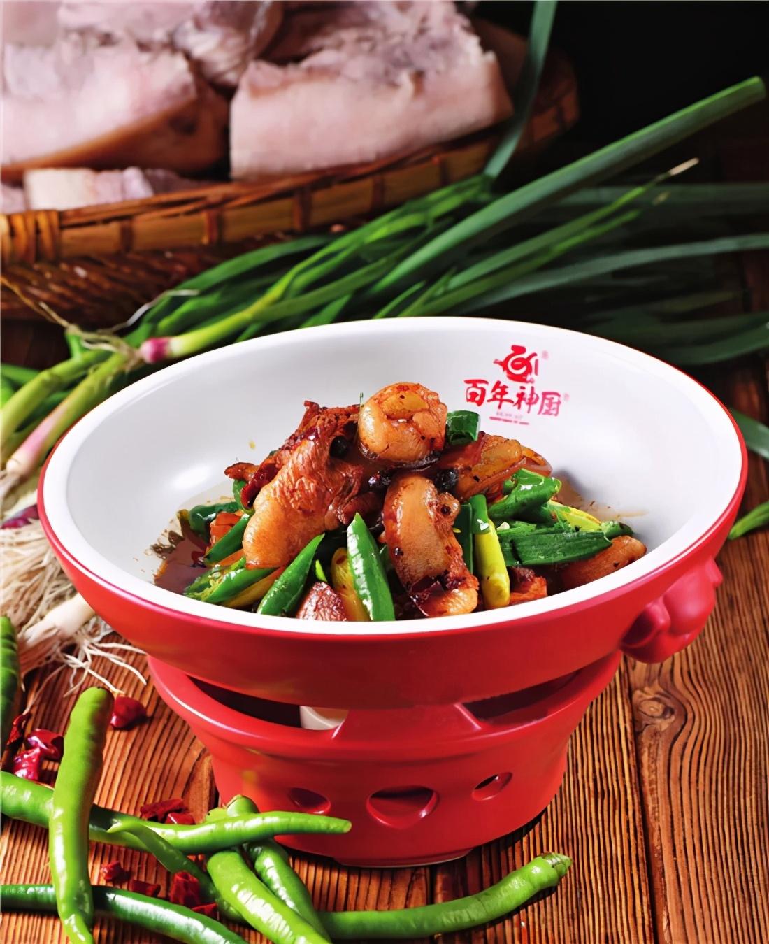 回锅肉制作的七大关键 川菜菜谱 第4张