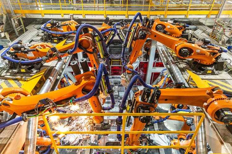 大众安亭工厂揭秘!专为MEB平台打造新能源车