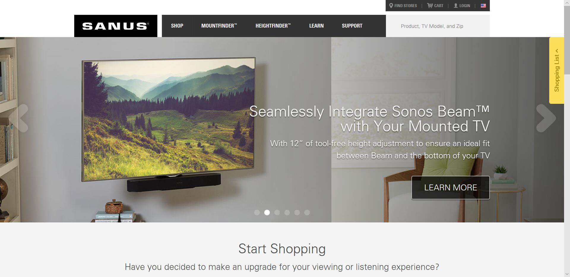 盘点:40个BigCommerce出色的电商网站
