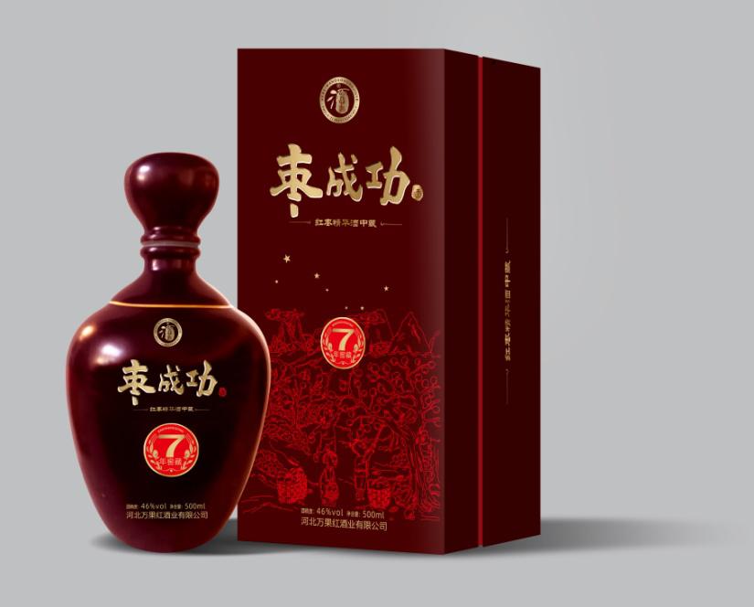 河北万果红酒业 创新推动枣酒发展