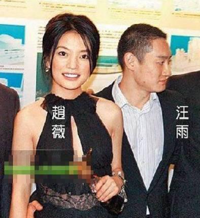 被向华胜独宠7年,与百亿富豪汪雨相恋2年,张敏为何情定刘永辉?