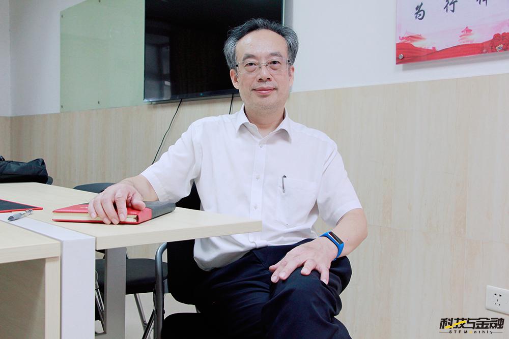 创投荟|陈江韩:服务科技创新是我们与生俱来的使命